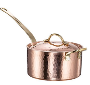 Demmex Copper Sugar Pots