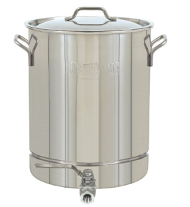 Bayou Stainless Steel 16 Gallon Brew Stock Pot