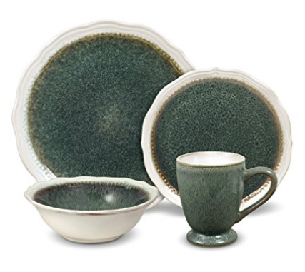 48-piece-green-dishes