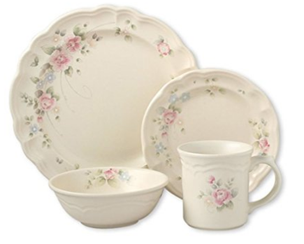 Floral Dish Sets for 12  sc 1 st  Skillet Love & Amazing Dinnerware Sets For 12 People | Skillet Love