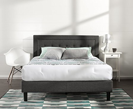 Merveilleux Gray Upholstered Headboards