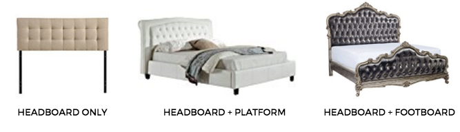 23 upholstered headboards for king size beds skillet love Types of king beds