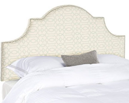 white-arch-patterened-headboard
